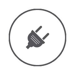 icon plug